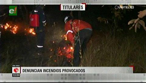 Video titulares de noticias de TV – Bolivia, mediodía del martes 10 de septiembre de 2019