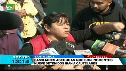 Familiares de detenidos denuncian que los masistas agresores no han sido aprehendidos