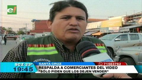 Comerciantes de la feria Barrio Lindo rechazan amenaza de encapuchados