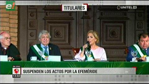 Video titulares de noticias de TV – Bolivia, mediodía del jueves 12 de septiembre de 2019