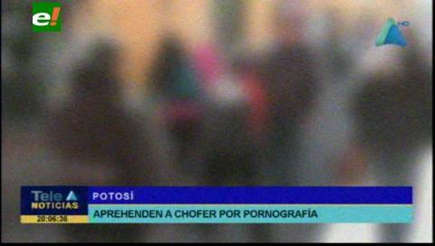 Chofer se entera que su esposa le era infiel por un video pornográfico en las redes