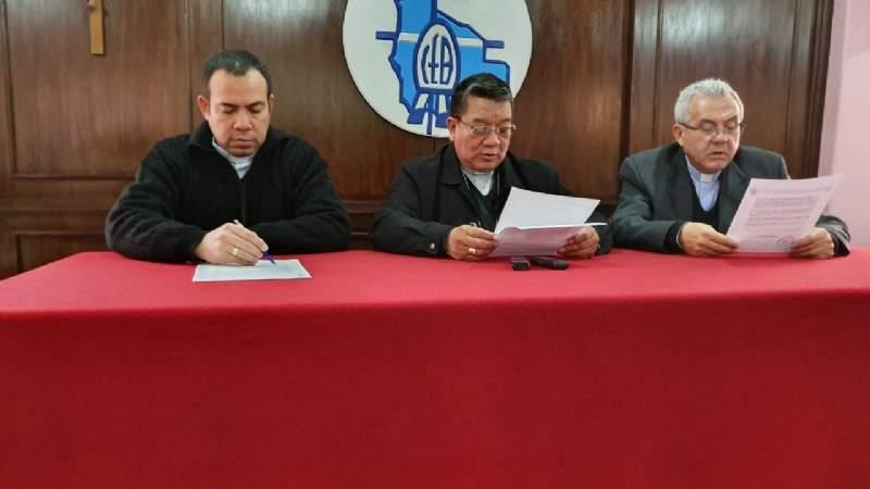 Iglesia Católica responsabiliza al gobierno por incendios en la Chiquitania