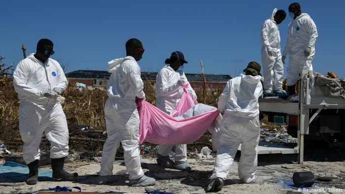 Rescate de cuerpos este 9 de septiembre