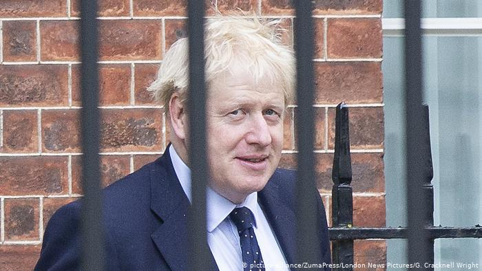 Boris Johnson (picture-alliance/ZumaPress/London News Pictures/G. Cracknell Wright)