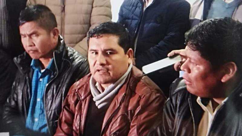 Csutcb niega que campesinos provoquen fuego en la Chiquitania