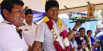 Morales cumple 60 años con triunfo en urnas y…