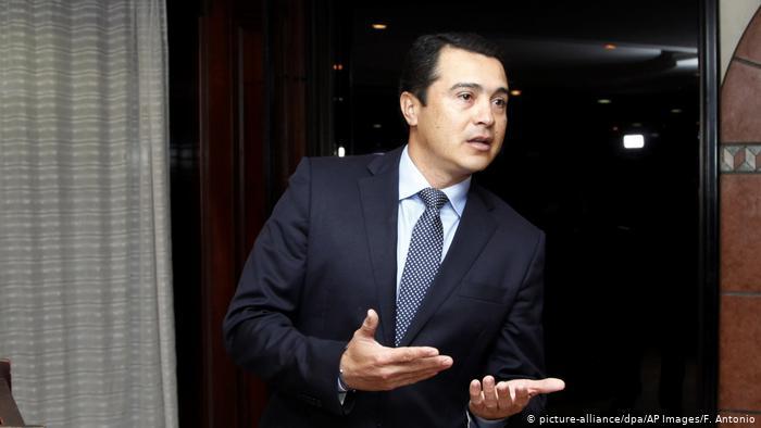 Honduras | Antonio Hernandez (picture-alliance/dpa/AP Images/F. Antonio)