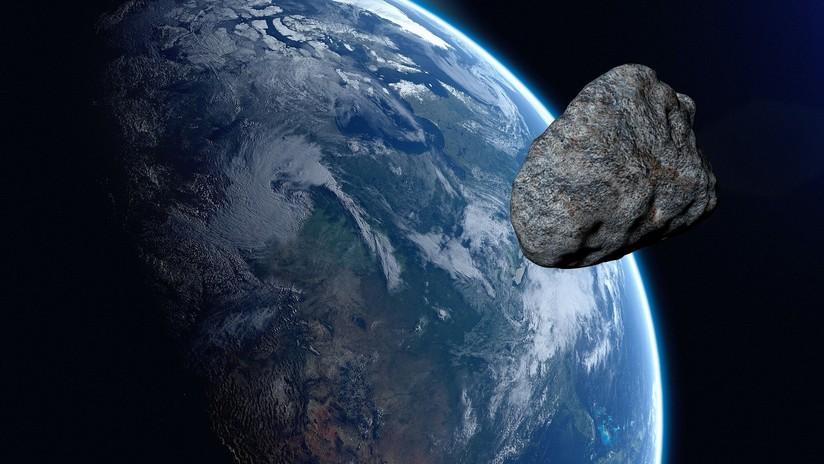Detectaron un nuevo asteroide que amenaza con impactar contra la Tierra