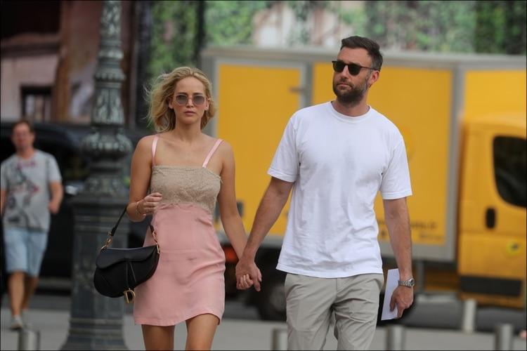 La pareja dusfrutó un compromiso de 8 meses (Foto: archivo)