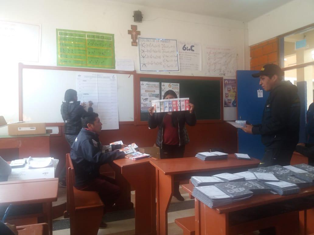 Datos oficiales TSE: CC de Mesa gana en todas las ciudades capitales de Bolivia