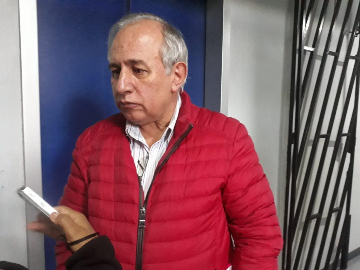 Antonio Costas renuncia al TSE