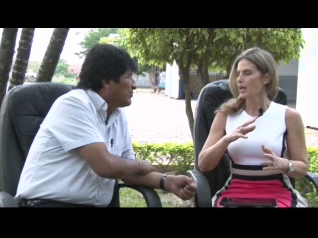 Evo Morales Ayma se arrepiente de haber llamado al referéndum del #21F