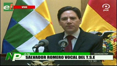 Romero aguarda que la ALP designe vocales