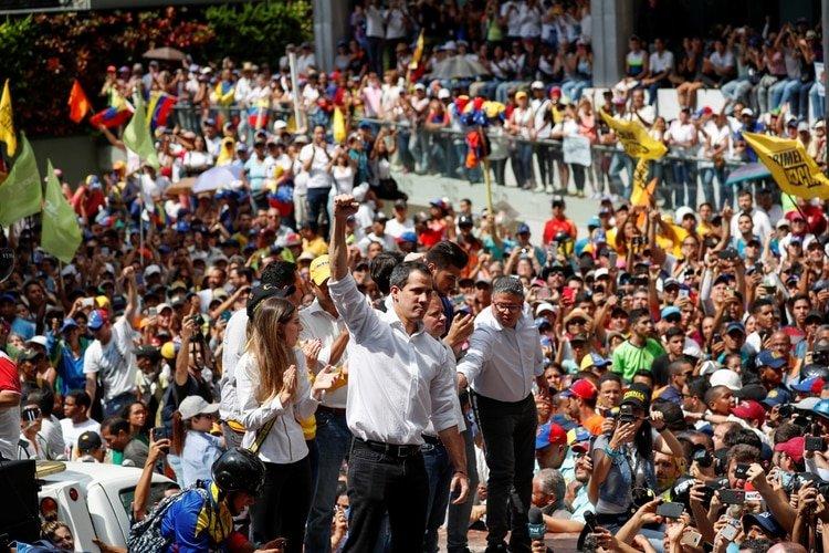 Maduro debe dejar la presidencia | En la Agenda — Mike Pence