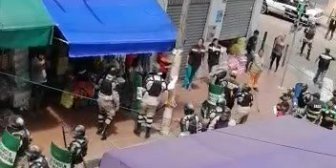Ver video – Otra vez enfrentamientos en La Ramada,…