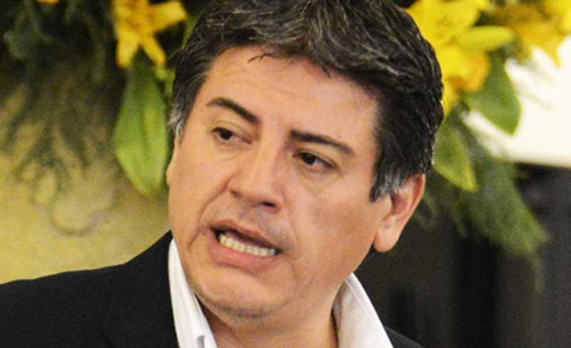 """Justiniano dice que Añez le """"faltó el respeto"""" y lo echó porque quiere ser candidata"""