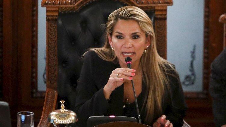 """Jeanine Áñez, tras no ser invitada a la asunción de Alberto Fernández: """"No tengo ninguna afinidad con gente que no respeta la democracia"""""""