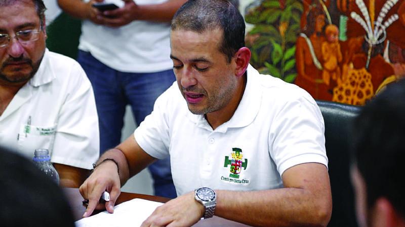 Hotel Cortez desmiente a Camacho y dice que no grabó audios