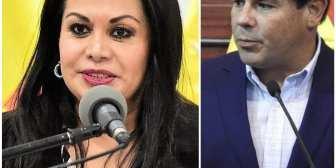 """Klinsky: """"Lizárraga responda sus vínculos con  Sánchez Berzain, renuncia para dañar … Klinsky: """"Lizárraga responda sus vínculos con…"""