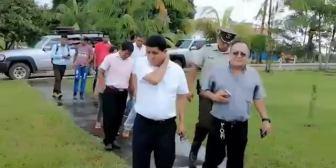 Ver video Gobernador de Pando candidato a primer…