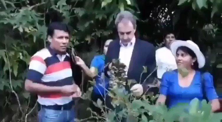 Zapatero el cocalero, junto a Sra. Terán, arrestada por traficar centenares de kilos de co…