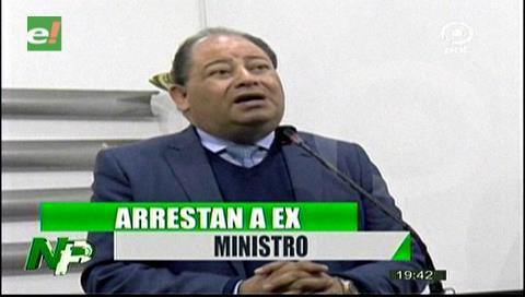 Video titulares de noticias de TV – Bolivia, noche del martes 14 de enero de 2020