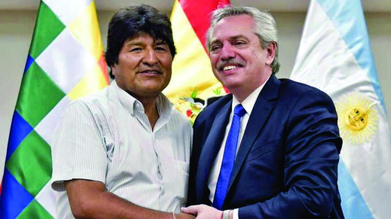 Argentina y ONU rechazan las amenazas de violencia de Evo