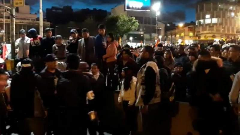 La Resistencia se declara en alerta y hubo enfrentamientos en San Francisco
