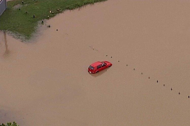 Inundaciones en Australia (AP)