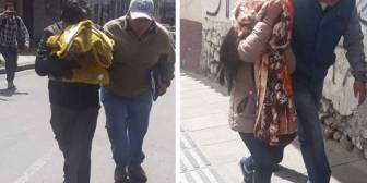 Caen dos acusados por la quema de la casa de Albarracín