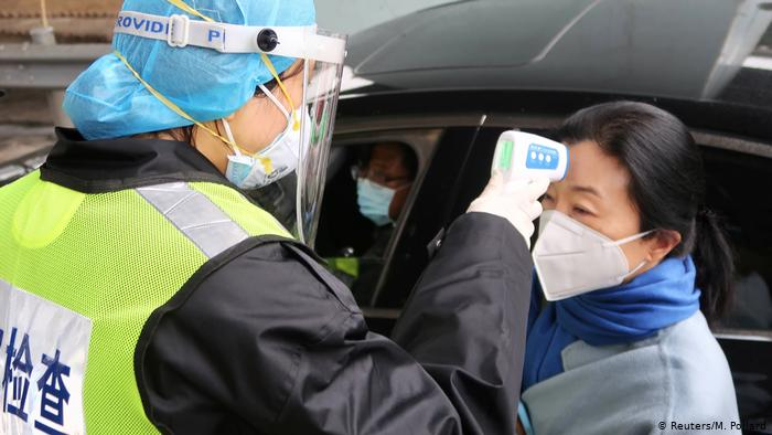 China Corona-Virus (Reuters/M. Pollard)