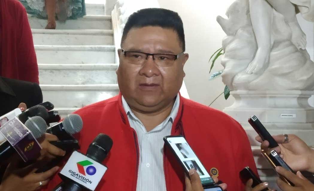 Luis Arce será nuestro candidato aunque esté en la cárcel — Choque