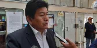"""Móntaño: """"Lizárraga uso ministerio de Comunicación para proyectarse políticamente"""" El diputado nacional, Edgar Montaño, afirmó que…"""