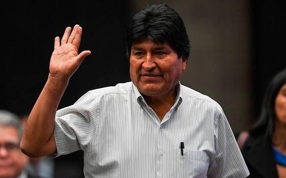 El TSE inhabilita la candidatura de Evo  #P7Informa #Bolivia #Nacional …