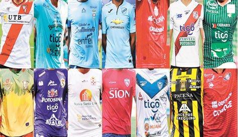 Las empresas que patrocinan a los equipos y que tienen un lugar en las camisetas