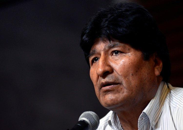 El ex presidente de Bolivia, Evo Morales. Foto: REUTERS/Mario De Fina