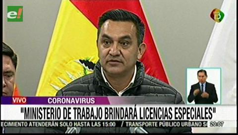 Gobierno decreta cuarentena para toda Bolivia