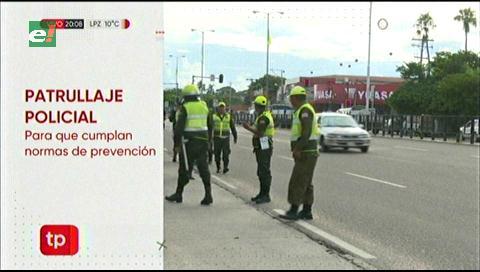Video titulares de noticias de TV – Bolivia, noche del lunes 16 de marzo de 2020