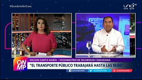 Viceministro Santamaría despeja dudas sobre el decreto 4196 de emergencia sanitaria