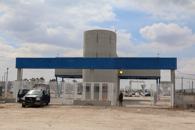 La cárcel de Almoloya, ahora del Altiplano, es una fortaleza de la que sólo el Chapo Guzmán se ha podido escapar (Foto: Cuartoscuro)
