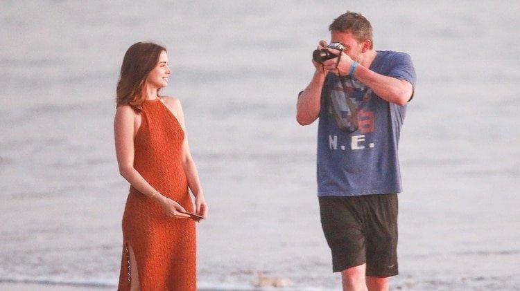 Las fotos que confirman el romance de Ben Affleck y Ana de Armas /The Grosby Group