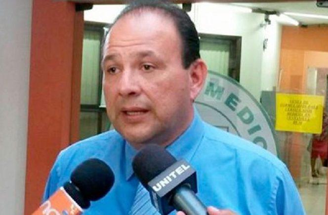 Resultado de imagen de viceministro de Salud y Promoción, Erwin Viruez