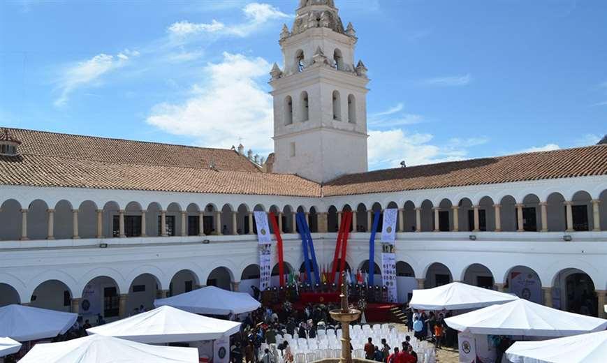 Foto: Universidad de San Francisco