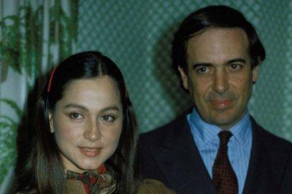 Isabel Preysler y Carlos Falcó en una imagen de los años 80.