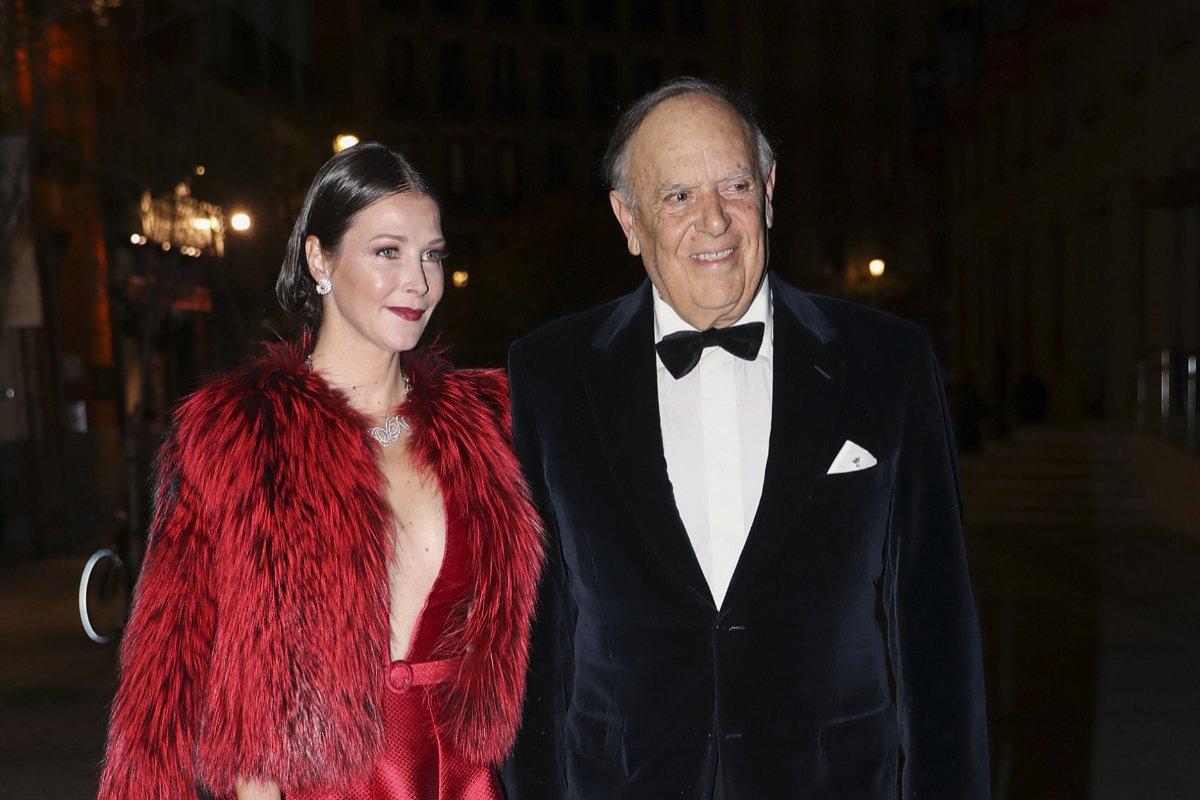 Esther Doña y Carlos Falcó.