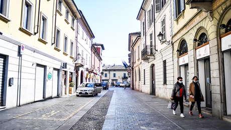 El número de muertos por coronavirus en la región italiana de Lombardía supera los 3.000