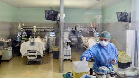 602 nuevas muertes por coronavirus en Italia elevan el total a 6.078