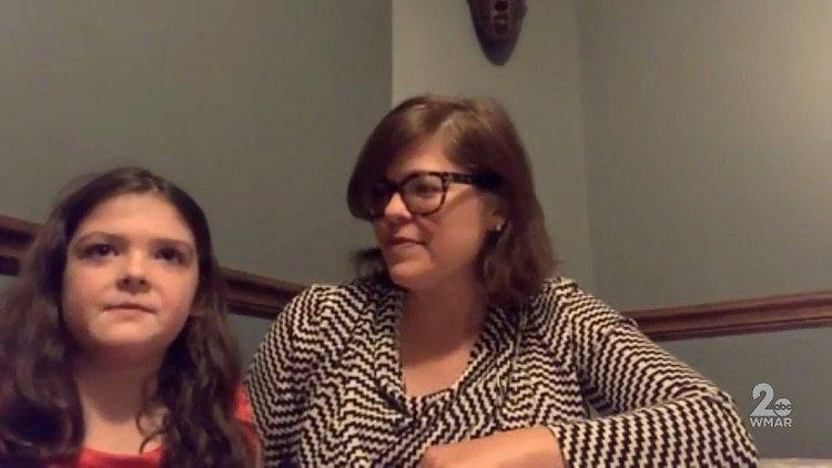 Amanda, la madre de Piper, habló con los padres y madres de otros chicos y organizaron esa y otra fiesta móvil.