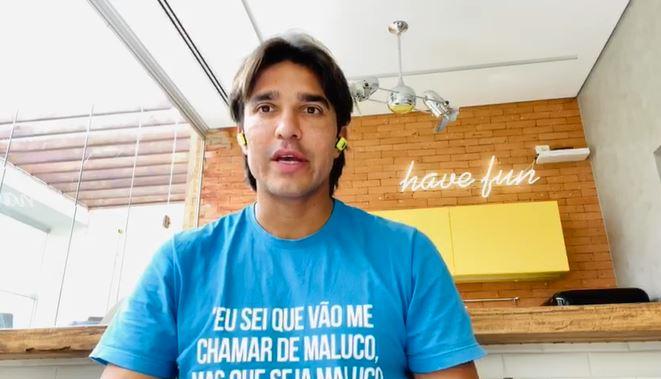 Marcelo Martisn, jugador boliviano.