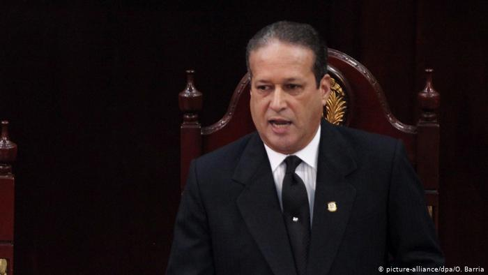 Dominikanische Republik - Reinaldo Pared Pérez (picture-alliance/dpa/O. Barria)